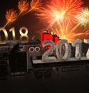 Silvester-Party zum Jahreswechsel 2017/2018 für Mitglieder der Tanzsportabteilung (TSA)